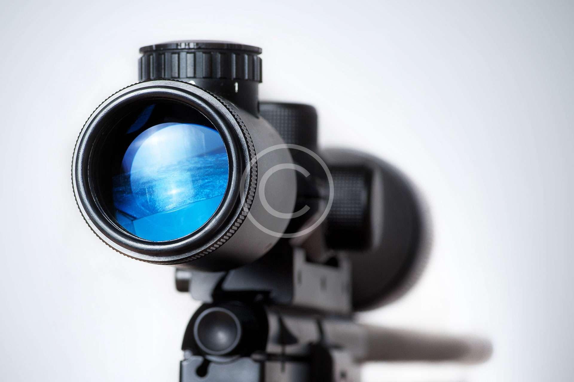 blog 25 copyright - Como utilizar o retículo Mil Dot na prática