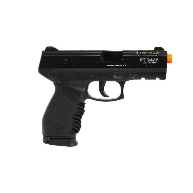 7 hpa 1 666x666 - Pistola de Airsoft Cybergun Taurus 24/7 HPA