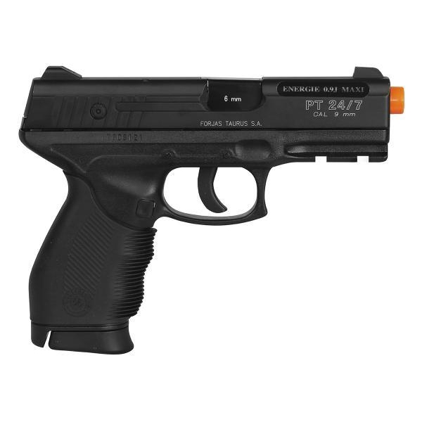 7 semi metal 3 - Pistola Airsoft Cybergun Taurus 24/7 Semi-metal