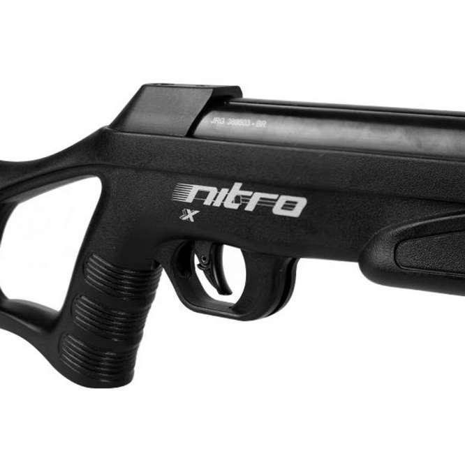 carabina chumbinho cbc nitro x1000 gas ram 55mm brinde D NQ NP 793979 MLB25971224950 092017 F 666x666 - Carabina Pressao CBC Nitro X 1000 5,5mm