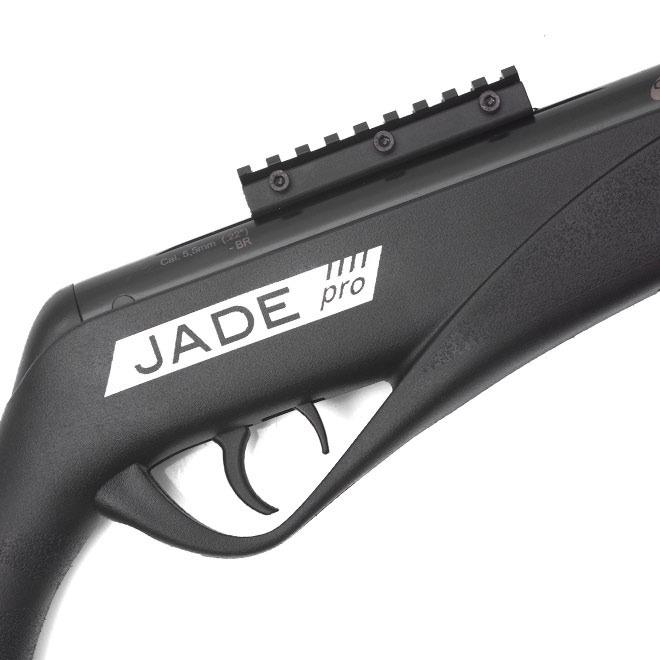 carabina de presso calibre 55 jade pro cbc - Carabina Pressao CBC Jade Pro OX PP 5,5mm