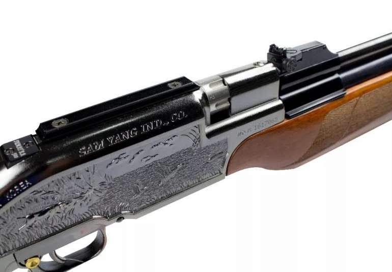 carabina de presso sumatra 500cc pcp 55mm 1 770x535 - Qual É O Gás Ram Compatível Com A Sua Carabina De Pressão?