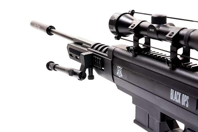 carabina pressao black ops 55mm 1 666x444 - Carabina Pressao Black Ops 5,5mm