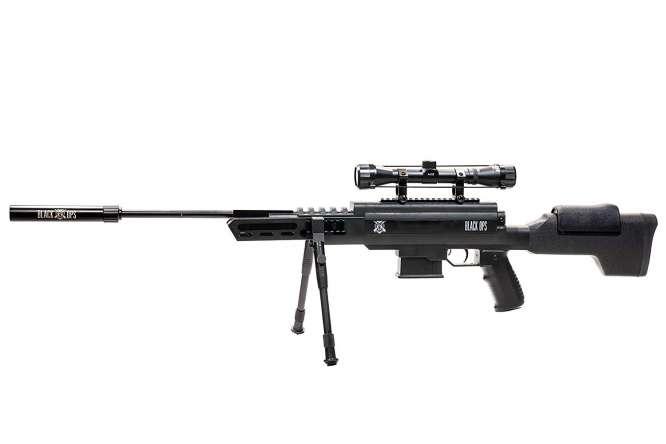 carabina pressao black ops 55mm 2 666x444 - Carabina Pressao Black Ops 5,5mm