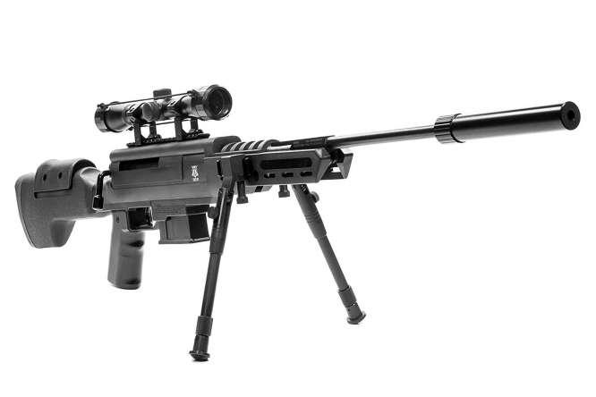 carabina pressao black ops 55mm 7 666x444 - Carabina Pressao Black Ops 5,5mm