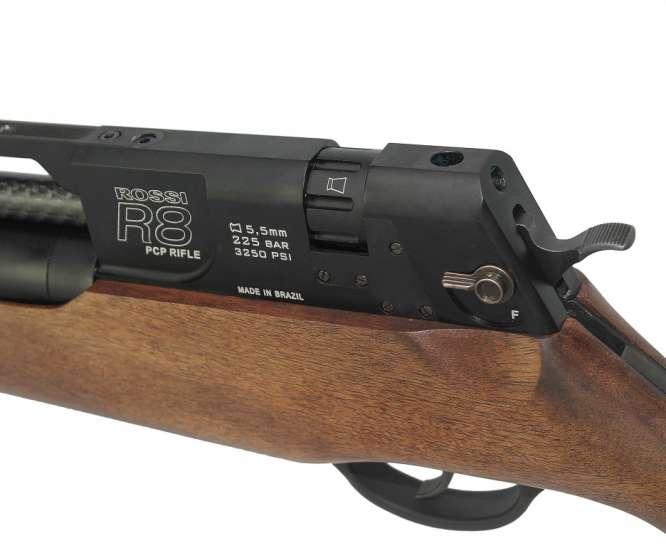 carabina pressao pcp rossi r8 8 tiros 55mm 7 666x548 - Carabina Pressao PCP Rossi R8 8 tiros 5,5mm
