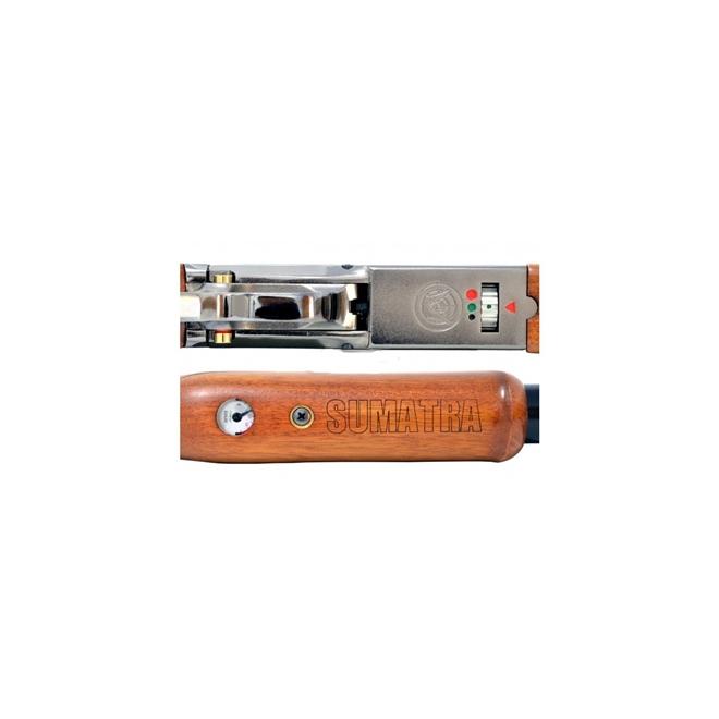 carabina pressao sumatra 500 pcp action 2 - Carabina de Pressão Sumatra 500 PCP Action