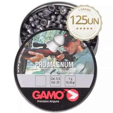 chumbinho gamo pro magnum 5.5mm 366x366 - Chumbinho Gamo Pro - Magnum 5.5mm