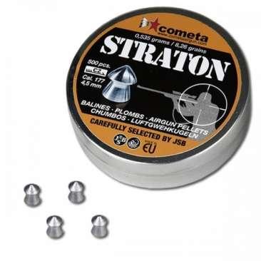 chumbinho jsb straton 45mm 500und 366x366 - Chumbinho JSB Straton 4,5mm 500und