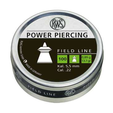 chumbinho power piercing 55mm 366x366 - Chumbinho RWS Power Piercing 5,5mm
