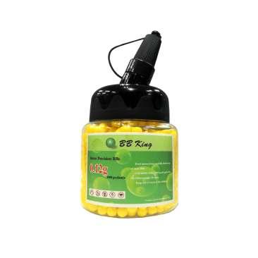 esfera plastica airsoft bbs bbking 012g 1000un 60mm 366x366 - Esfera Plástica Airsoft BBS BBKING 0,12g 1000un 6,0mm