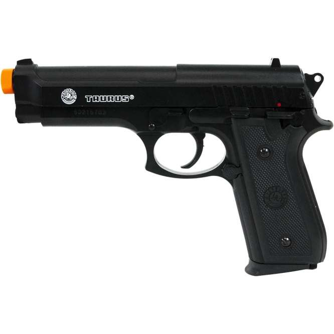 pistola airsoft cybergun taurus pt92 2 666x666 - Pistola Airsoft Cybergun Taurus PT92 CO2 Full Metal