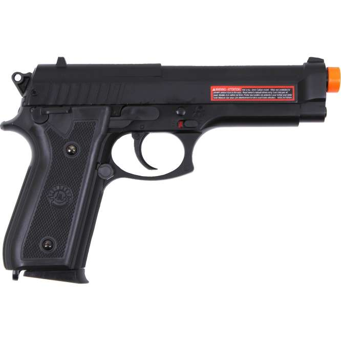 pistola airsoft cybergun taurus pt92 666x666 - Pistola Airsoft Cybergun Taurus PT92 CO2 Full Metal
