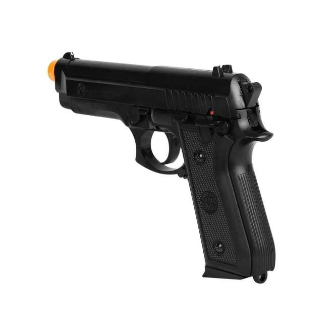 pistola airsoft cybergun taurus pt92 plastico 1 666x666 - Pistola Airsoft Cybergun Taurus PT92 - Plástico
