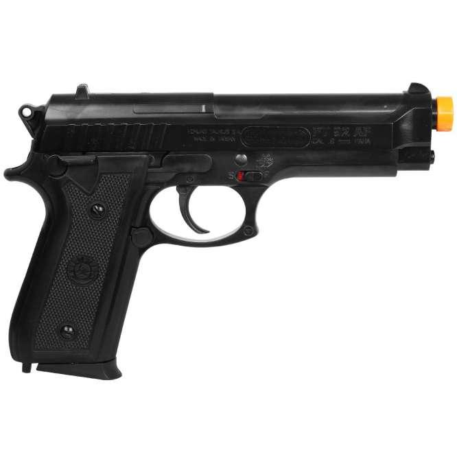 pistola airsoft cybergun taurus pt92 plastico 5 666x666 - Pistola Airsoft Cybergun Taurus PT92 - Plástico