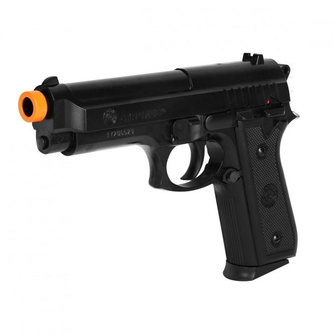 pistola airsoft cybergun taurus pt92 plastico 666x666 - Pistola Airsoft Cybergun Taurus PT92 - Plástico