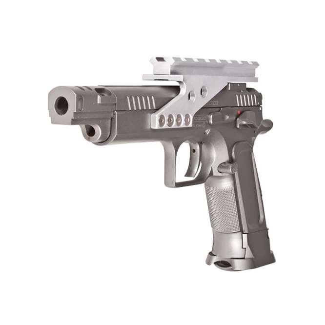 pistola de pressao cybergun tanfoglio gold custom 45mm full metal co2 gbb 4 666x666 - Pistola de Pressão Cybergun Tanfoglio 4,5mm Full metal Co2