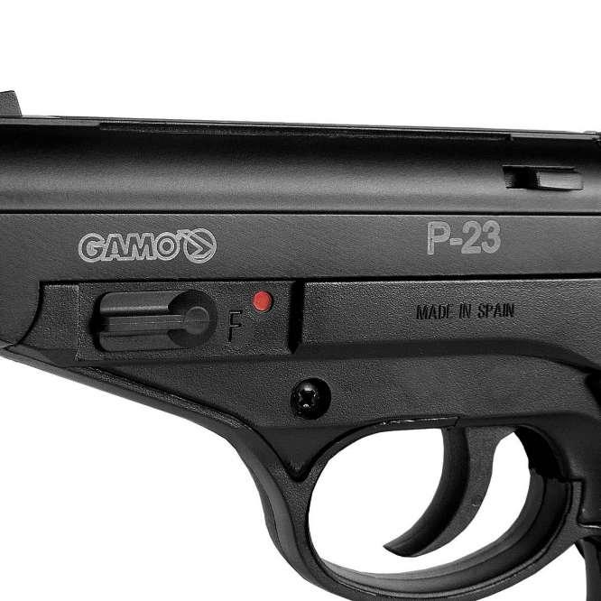 pistola de pressao gamo combat p 23 2 666x666 - Pistola de Pressão Gamo Combat P-23 CO2 4,5mm