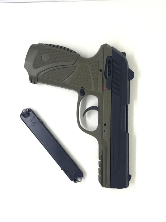 pistola de pressao gamo pt 85 blowback 45mm 3 666x888 - Pistola de Pressão Gamo PT 85 Blowback 4,5mm
