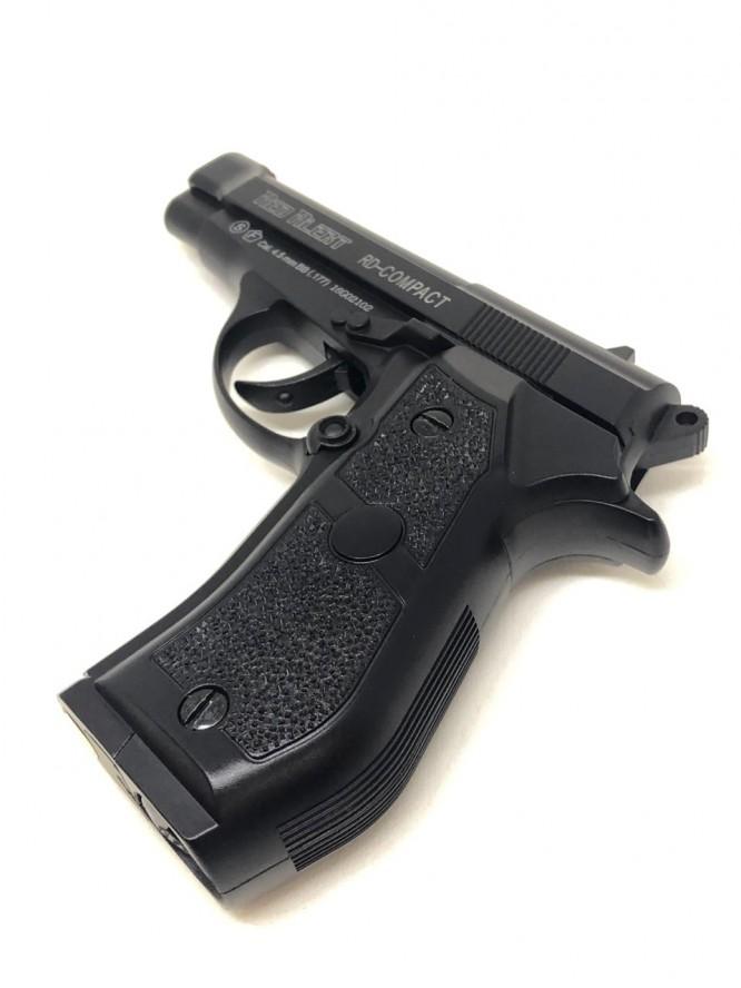 pistola de pressao gamo red alert compact co2 45mm 1 666x888 - Pistola de Pressão Gamo Red Alert Compact CO2 4,5mm