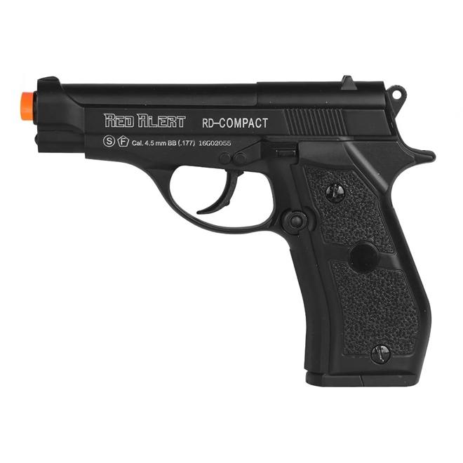 pistola de pressao gamo red alert compact co2 45mm 2 - Pistola de Pressão Gamo Red Alert Compact CO2 4,5mm