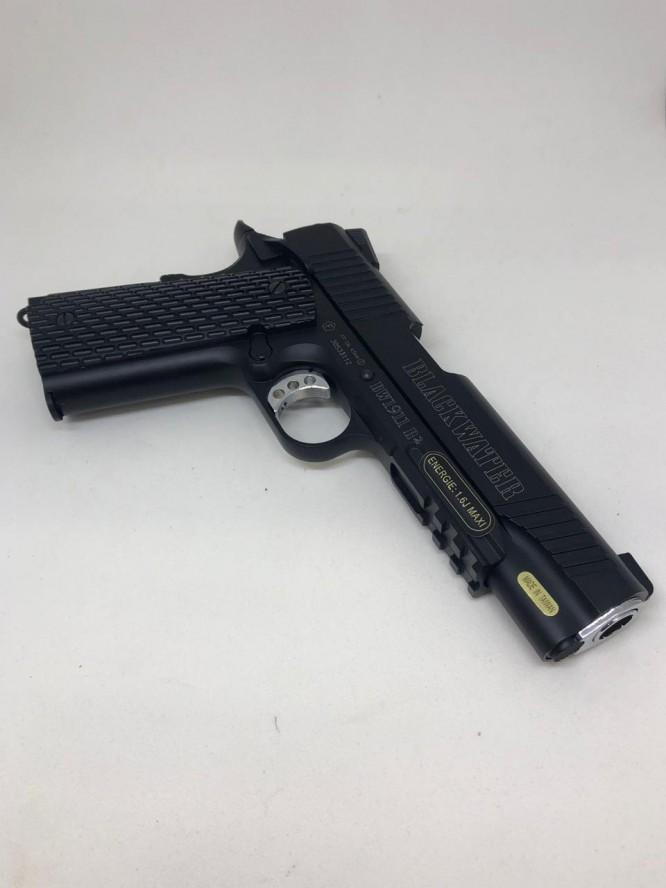 pistola pressao black w. bw1911 r2.4 2 666x888 - Pistola Pressão Black Water 1911 - Blow Back