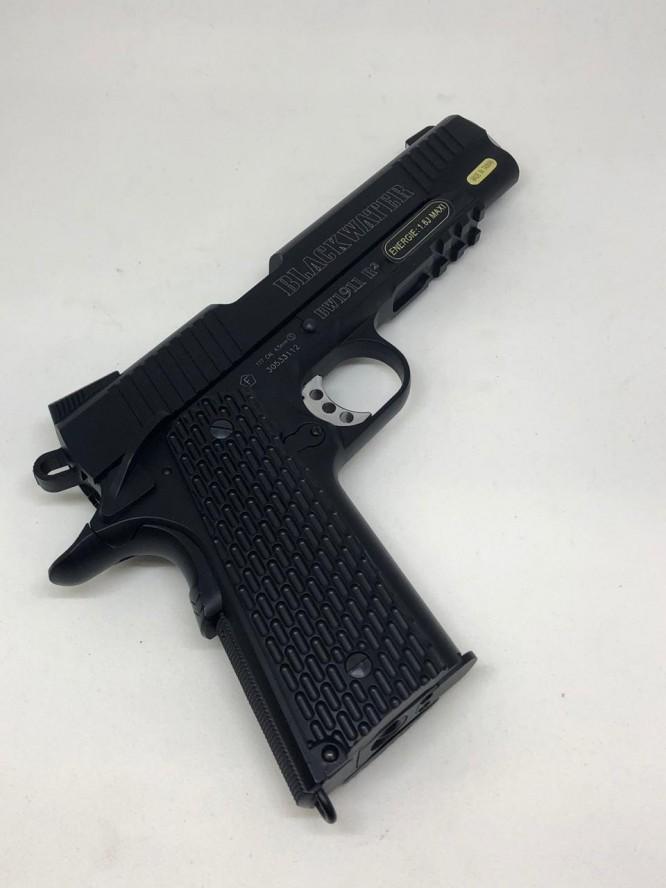 pistola pressao black w. bw1911 r2.4 3 666x888 - Pistola Pressão Black Water 1911 - Blow Back