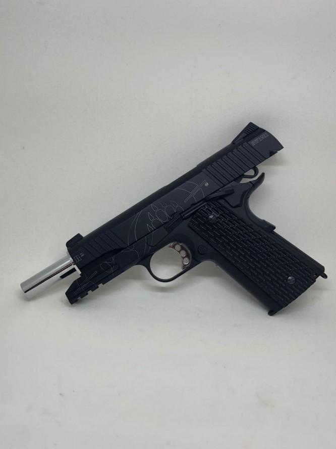 pistola pressao black w. bw1911 r2.4 666x888 - Pistola Pressão Black Water 1911 - Blow Back