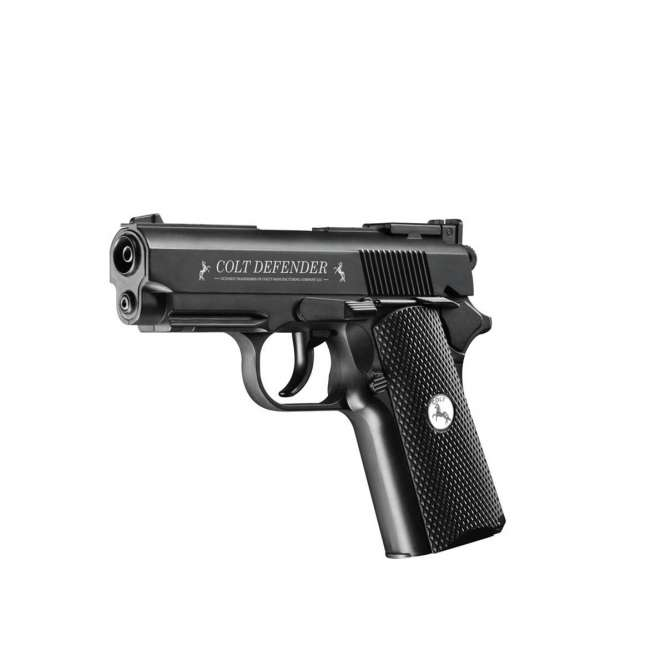pistola pressao colt defender 45mm 1 666x666 - Pistola de Pressão Colt Defender CO2 4,5mm