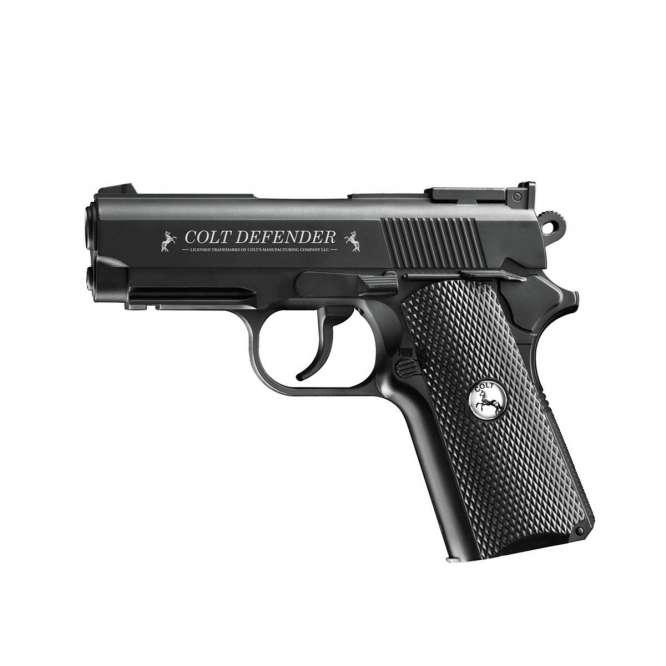 pistola pressao colt defender 45mm 2 666x666 - Pistola de Pressão Colt Defender CO2 4,5mm