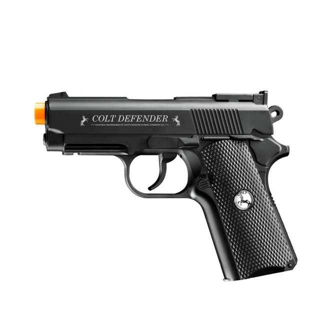 pistola pressao colt defender 45mm 3 666x666 - Pistola de Pressão Colt Defender CO2 4,5mm