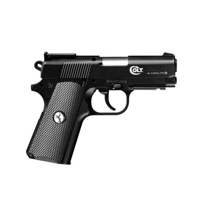 pistola pressao colt defender 45mm 666x666 - Pistola de Pressão Colt Defender CO2 4,5mm