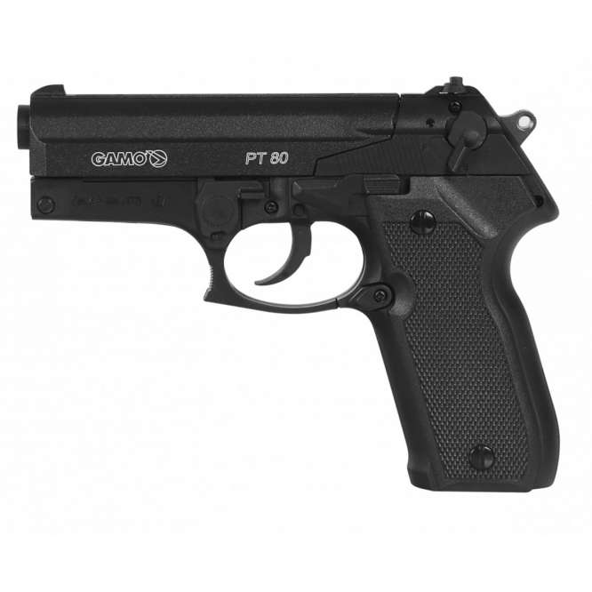 pistola pressao gamo co2 pt 80 45mm 2 666x666 - Pistola Pressao Gamo CO2 PT-80 4,5mm