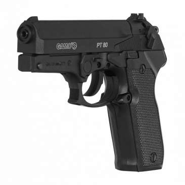 pistola pressao gamo co2 pt 80 45mm 3 366x366 - Pistola Pressao Gamo CO2 PT-80 4,5mm