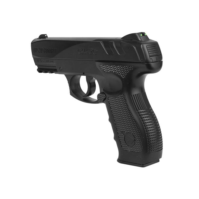 pistola pressao gamo gp 20 combat 45mm 4 - Pistola de Pressão Gamo GP 20 Combat CO2 4,5mm