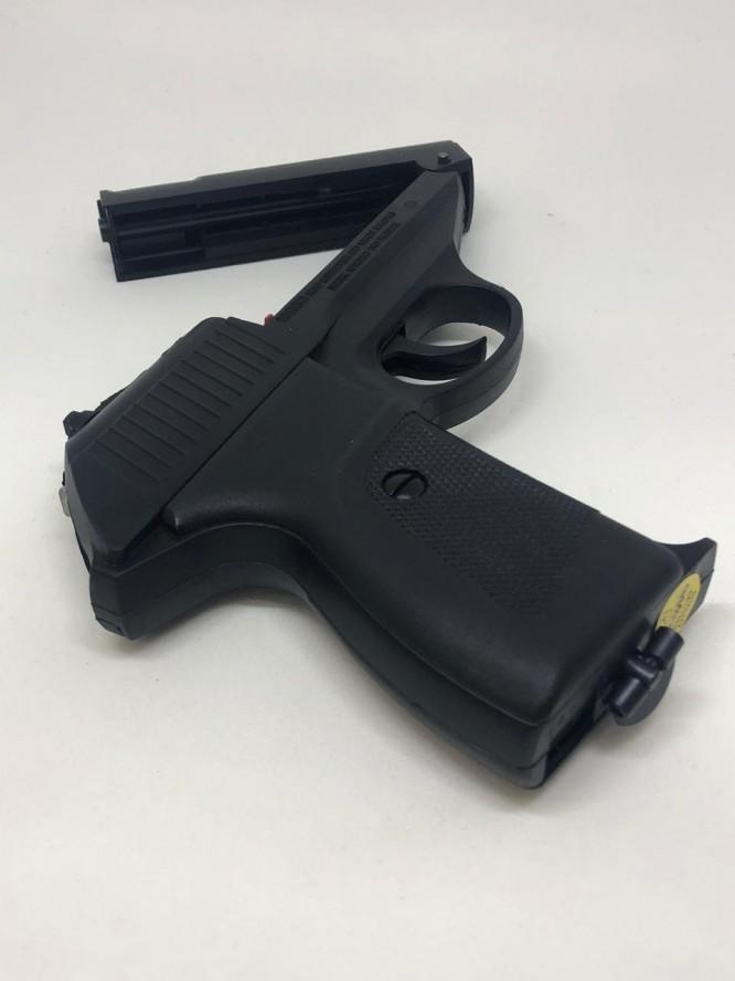 pistola pressao gamo p 23 45mm 3 666x888 - Pistola Pressão Gamo P-23 4,5mm