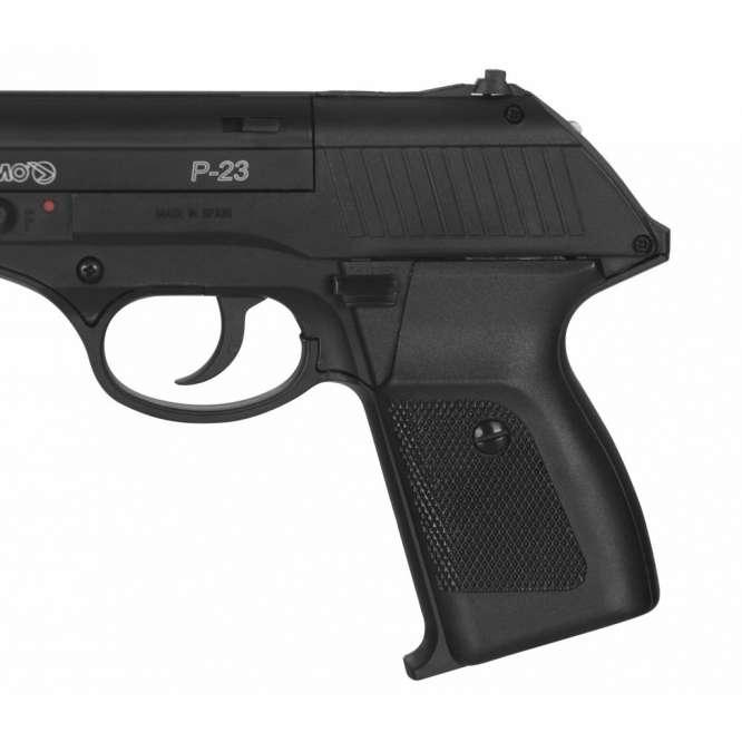 pistola pressao gamo p 23 45mm 4 666x666 - Pistola Pressao Gamo P-23 4,5mm