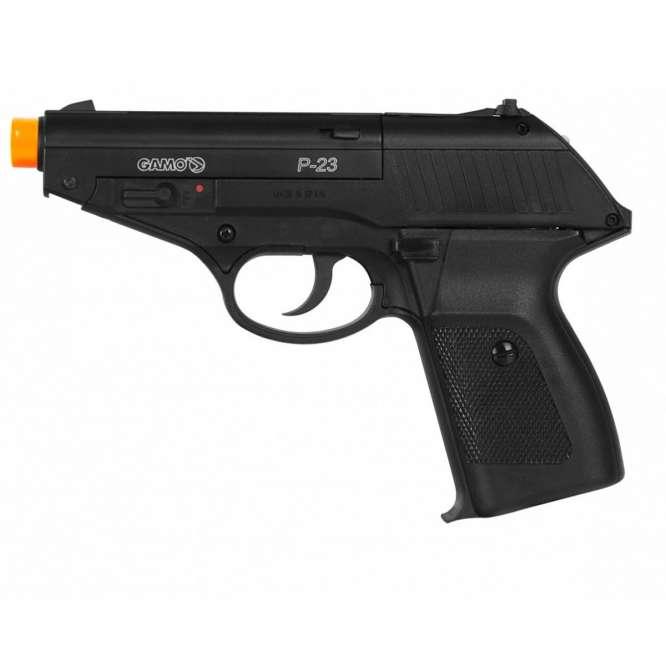pistola pressao gamo p 23 45mm 6 666x666 - Pistola Pressao Gamo P-23 4,5mm