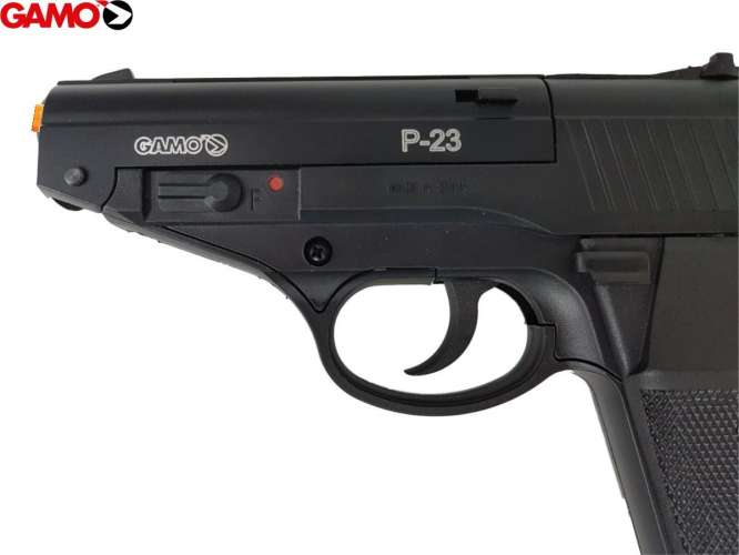 pistola pressao gamo p 23 45mm 8 666x500 - Pistola Pressao Gamo P-23 4,5mm