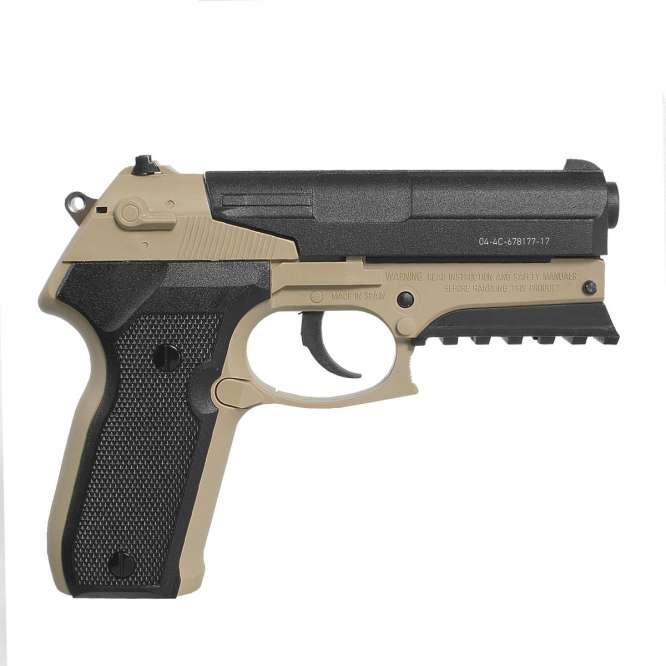 pistola pressao gamo pt 80 desert attack 45mm 3 666x666 - Pistola Pressao Gamo PT-80 Desert Attack CO2 4,5mm