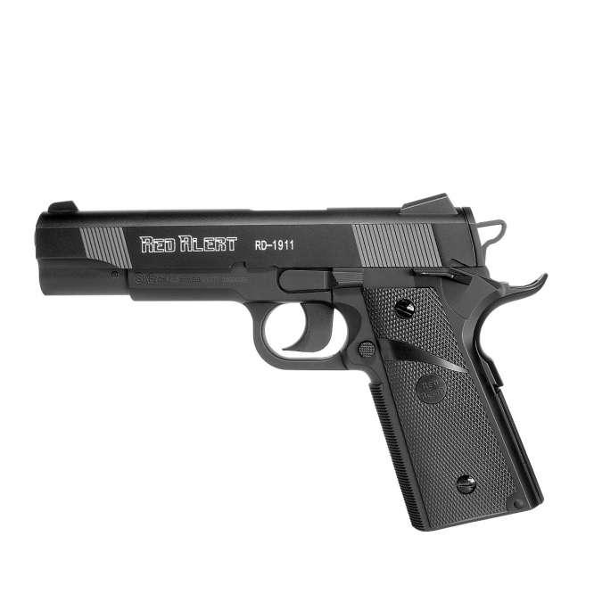 pistola pressao gamo red alert 1911 45mm 1 666x666 - Pistola de Pressão Gamo Red Alert 1911 4,5mm