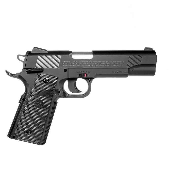 pistola pressao gamo red alert 1911 45mm 2 666x666 - Pistola de Pressão Gamo Red Alert 1911 4,5mm