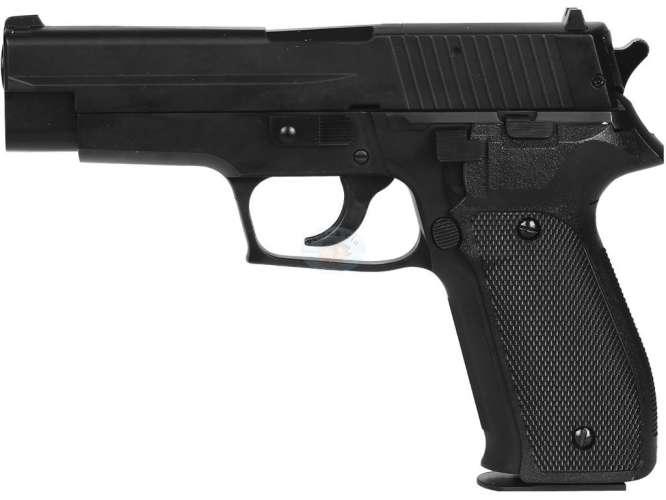pistola pressao kwc p226 45mm 1 666x500 - Pistola Pressao KWC P226 4,5mm