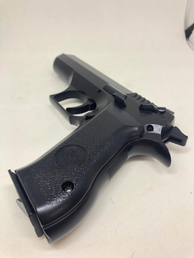 pistola pressao pcp kwc p45 45mm 1 666x888 - Pistola Pressão PCP KWC P45 4,5mm