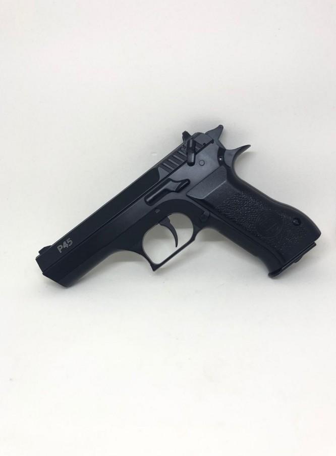 pistola pressao pcp kwc p45 45mm 666x902 - Pistola Pressão PCP KWC P45 4,5mm