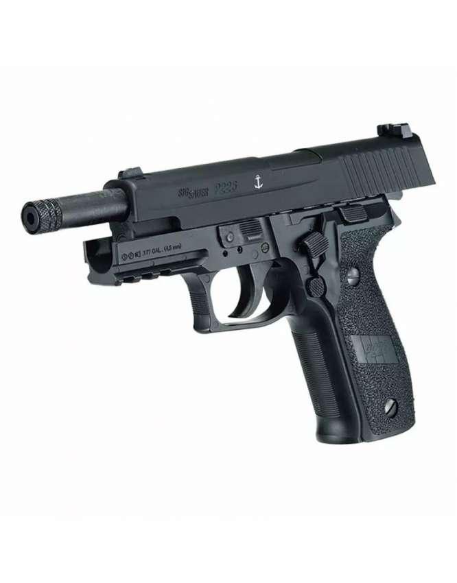 pistola pressao sig sauer p226 45mm 3 666x850 - Pistola Pressão Sig Sauer P226 4,5mm