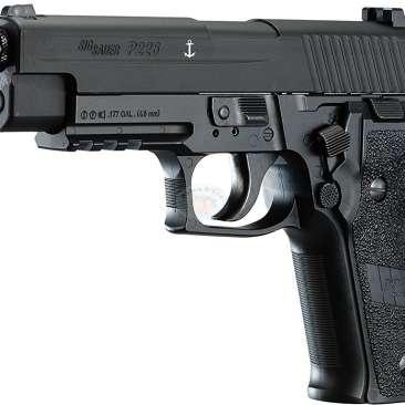 pistola pressao sig sauer p226 45mm 366x366 - Pistola Pressão Sig Sauer P226 4,5mm