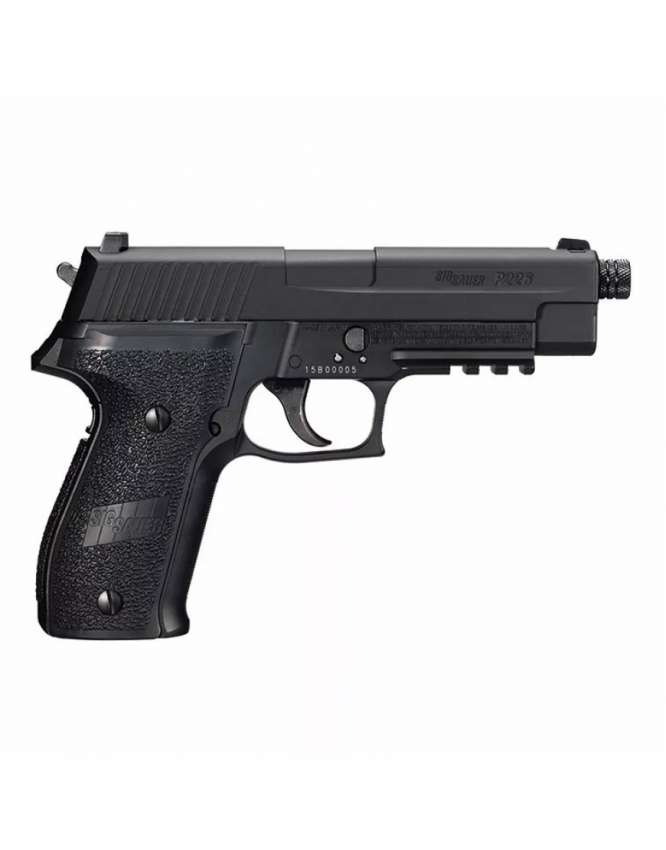 pistola pressao sig sauer p226 45mm 4 666x850 - Pistola Pressão Sig Sauer P226 4,5mm