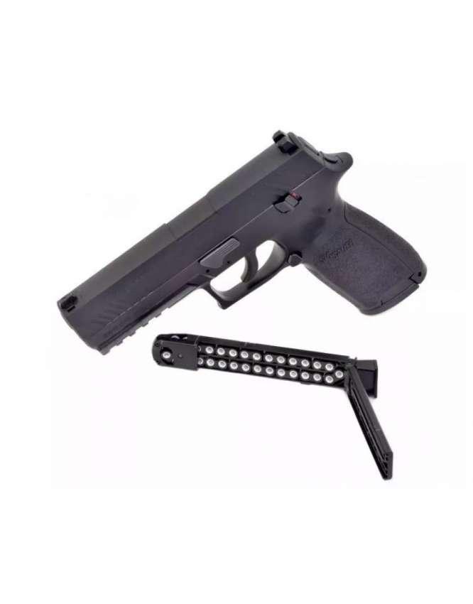 pistola pressao sig sauer p320 45mm 3 666x850 - Pistola Pressão Sig Sauer P320 4,5mm