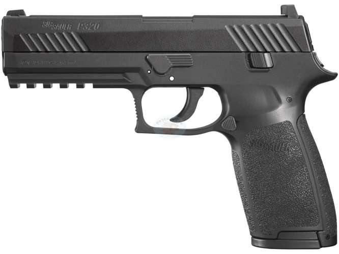 pistola pressao sig sauer p320 45mm 666x500 - Pistola Pressão Sig Sauer P320 4,5mm